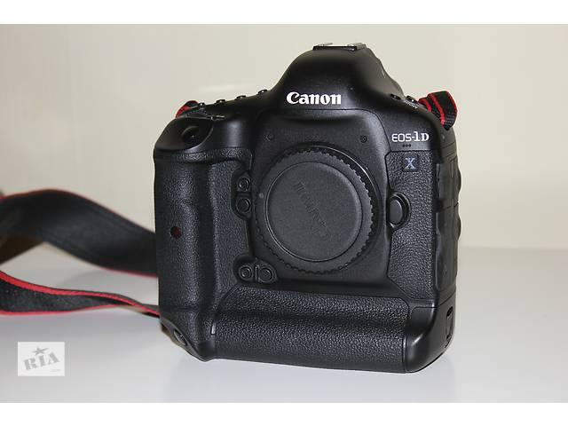 Canon EOS 1Dx body- объявление о продаже  в Одессе