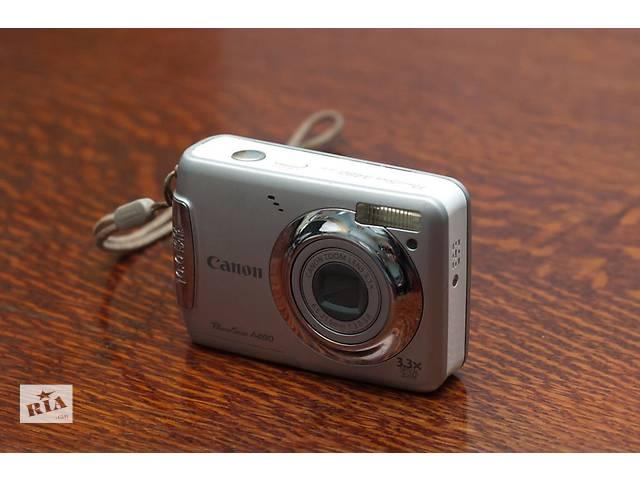 продам Canon PowerShot A480 бу в Ровно
