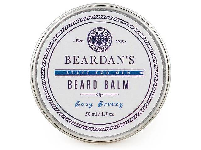 продам Бальзам для бороды Beardans, Easy Breezy, 50 мл R152319 бу в Одессе