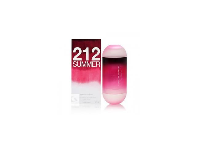 Carolina Herrera 212 Summer- объявление о продаже  в Киеве