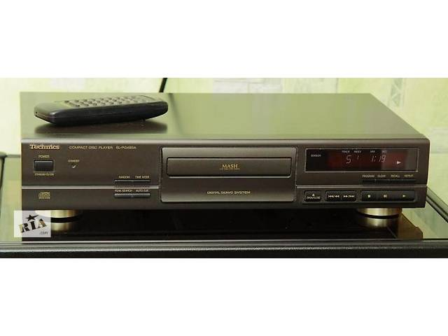 продам CD проигрыватель Technics SL-PG480A в отличном состоянии бу в Житомире