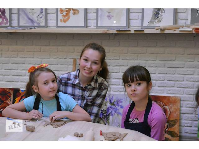 Часные уроки по керамике- объявление о продаже  в Одессе