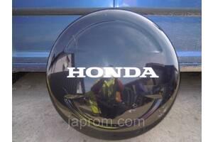 Чехол для запасного колеса Honda CR-V II 2001-2006г.в. черный