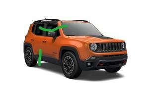 б/в чверті автомобіля Jeep Renegade