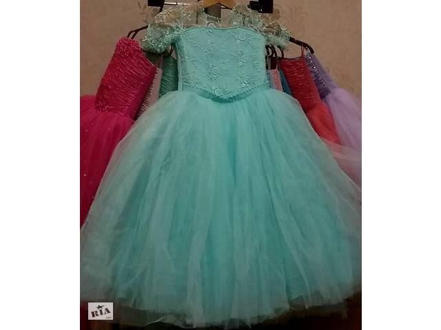 2a03f1c19eba5a Дитячі святкові нарядні сукні Віолетта, вік 7 - 8 років, опт і роздріб -