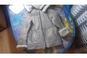 б/у Детская верхняя одежда