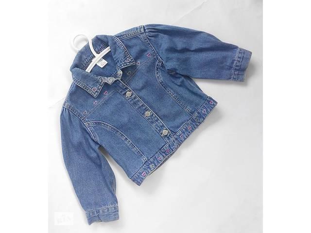 купить бу Джинсовая куртка Adams 1-2 года в Харькове