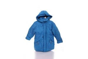 Куртка Евро для мальчика темно бирюзовый