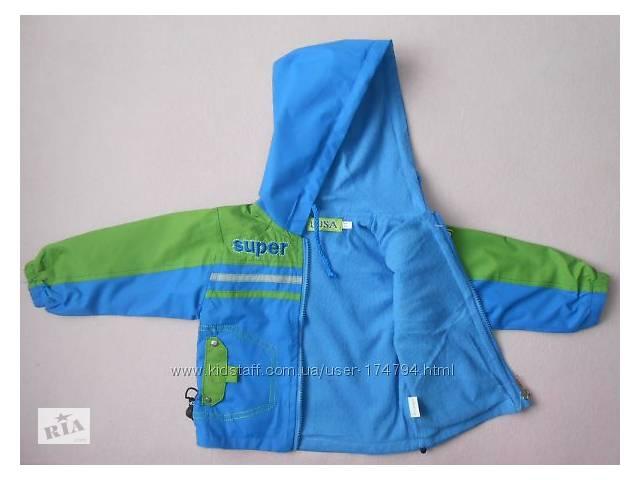 купить бу Куртка водоотталкивающая и ветрозащитная на осень в Киеве