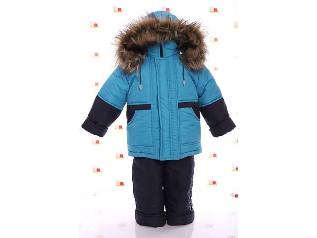 продам Куртка и полукомбинезон зимний на мальчика бу в Харькове