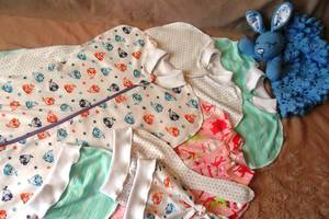 Новые Комплекты для новорожденных