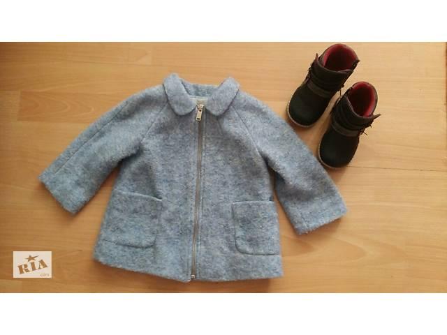 Продам пальто фірми Zara на дівчинку 18-24 місяців- объявление о продаже в  Тернополі 4b798b65f7823