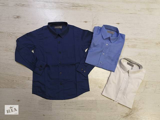 Рубашки для мальчиков Glo-Story 110, 120, 130, 140, 150, 160- объявление о продаже  в Днепре (Днепропетровск)