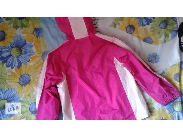 X-mail куртка плащівка дощовик дівчинці 9-10років- объявление о продаже  в Кам'янському (Дніпродзержинськ)