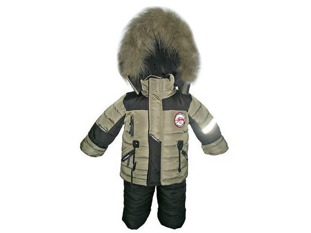 бу Зимовий комбінезон на хлопчика 1 ae8566f264c56