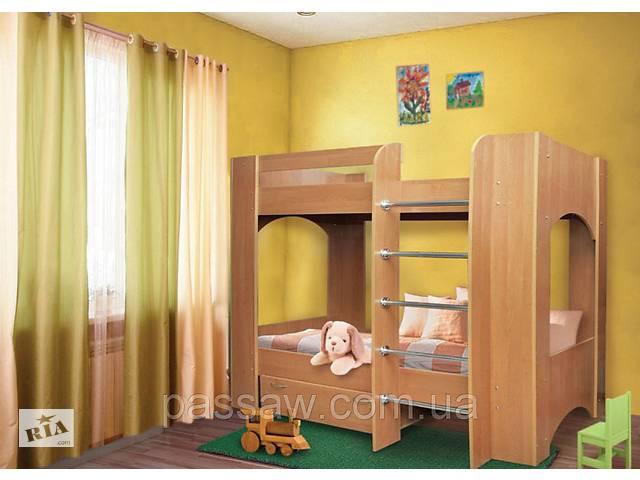 Детская двухъярусная кровать Дуэт-2- объявление о продаже  в Николаеве