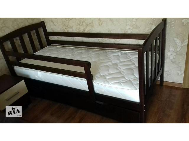 купить бу Детская-подростковая кроватка-кровать Марсель с дерева! в Киеве