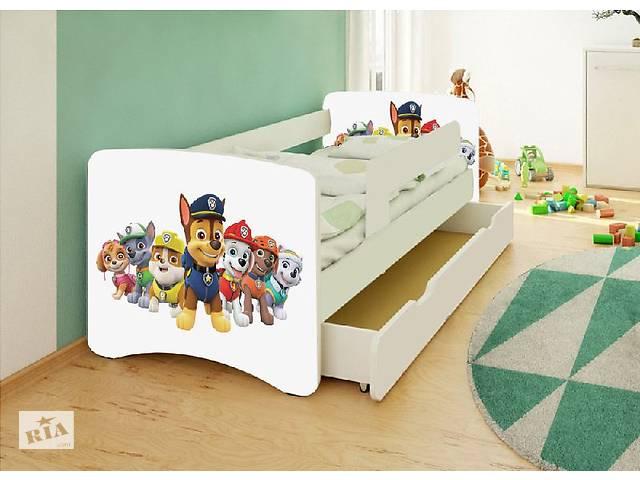 купить бу Кровать детская Щенячий Патруль. Бесплатная доставка в Львове