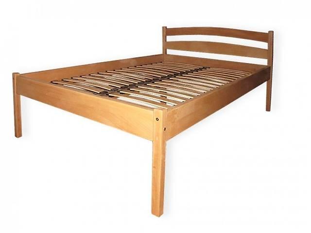 продам Ліжко двоспальне Babygrai з бука 180х200 бу в Дубні