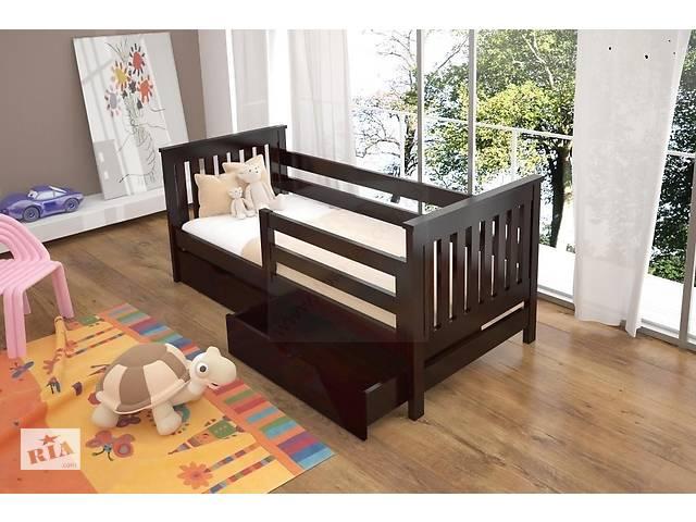 купить бу Одноярусна ліжко Адель від виробника. в Києві
