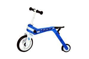 Детский беговел трансформер Беговел DSP-05/BLUE