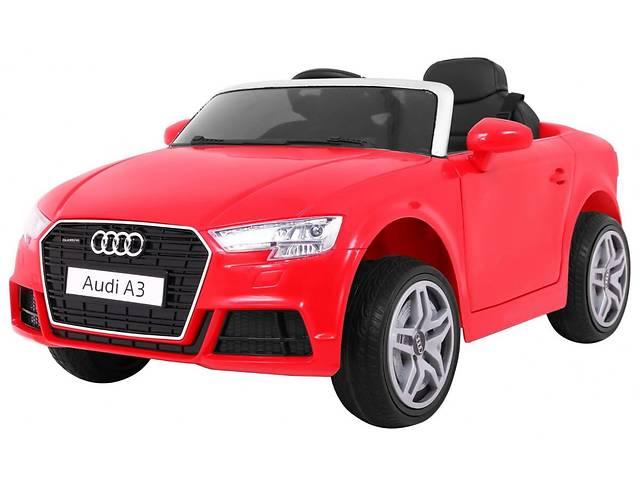 бу Детский электромобиль AUDI A3 красный. Под заказ в Львове