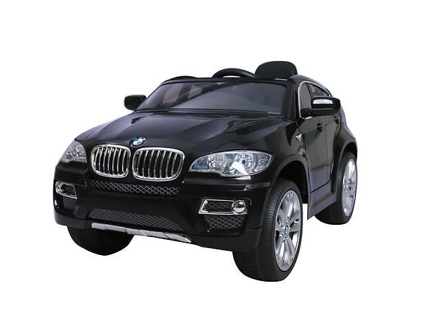 купить бу Детский электромобиль BMW X6 JJ 258 цвет черный в Дубно