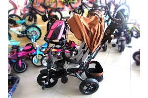 Новые Велосипеды трёхколёсные Crosser