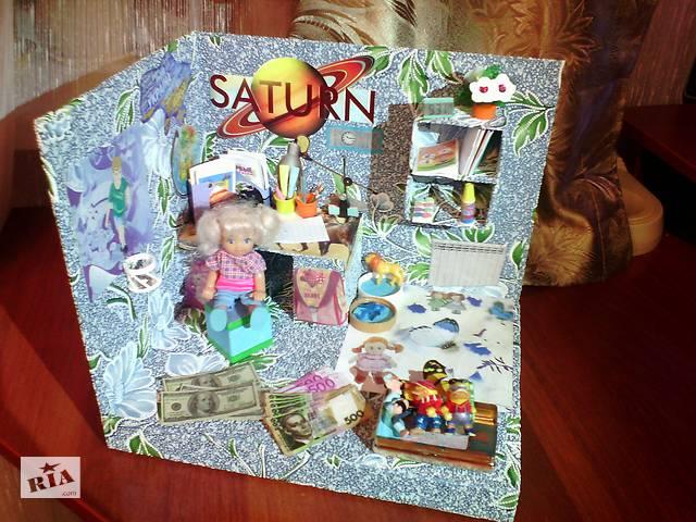 купить бу Дом для куклы - детская комната в Запорожье