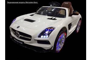 Электромобиль плата света не работает  Mercedes-Benz SLS SX812 PAINTING Лицензия модель 2016г