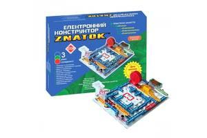 Электронный конструктор Znatok Школа (999+ схем) (REW-K007)