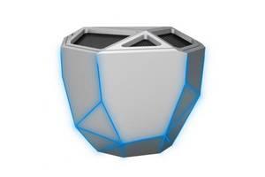 Интерактивная игрушка Xoopar Акустическая система Geo Speaker Silver (XP81016.12BL)