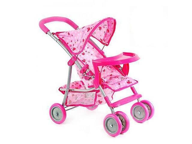 продам Коляска для куклы Melogo 9304 BWT/025-1 Малиновый (int9304 BWT/ 025-1) бу в Киеве