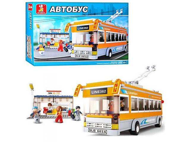 Конструктор Sluban M38-B0332 Троллейбус 465 деталей - 154907- объявление о продаже  в Одессе