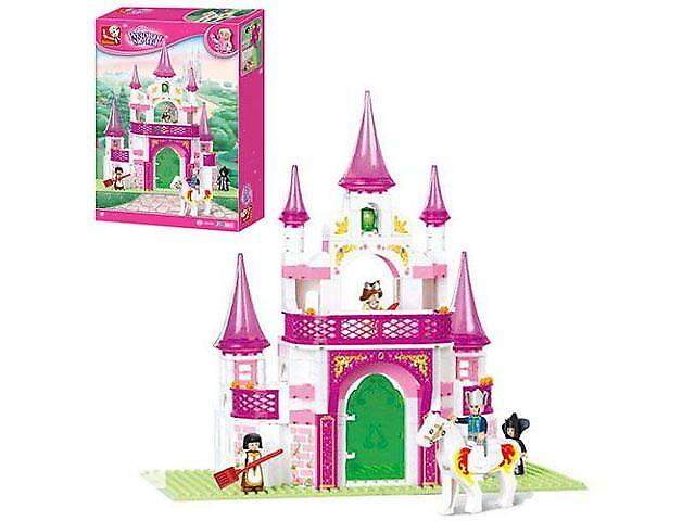 продам Конструктор Sluban М38-В0153 Замок для принцессы, 271 деталь - 154468 бу в Одессе