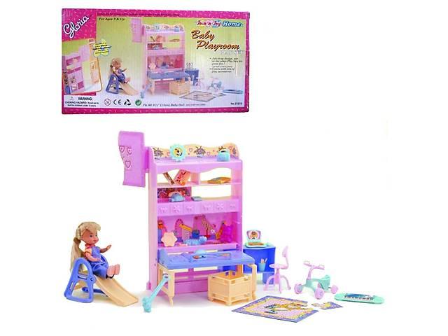 бу Мебель для кукол детская комната Gloria 21019 в Чернигове