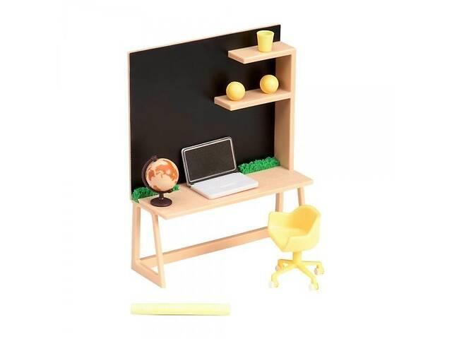 купить бу Набор для кукол LORI Мебель для домашнего рабочего стола (LO37006Z) в Киеве