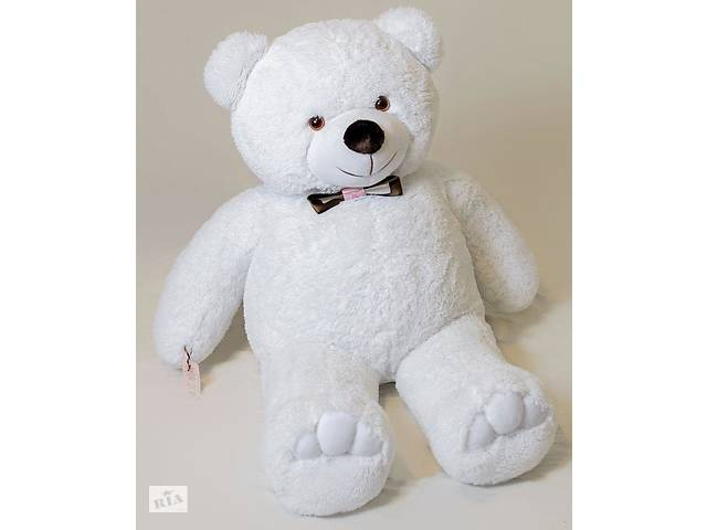 Плюшевый мишка белый 130 см- объявление о продаже  в Дубно (Ровенской обл.)