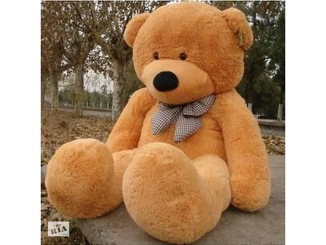 купить бу 🌟🌟🌟❤️Плюшевый Мишка купить. Большая мягкая игрушка медведь 2 метра. в Харькове