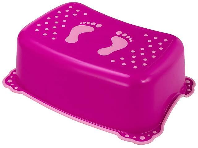 купить бу Подставка Maltex Classic 7309 нескользящая  dark pink with dark pink rubbers в Одессе
