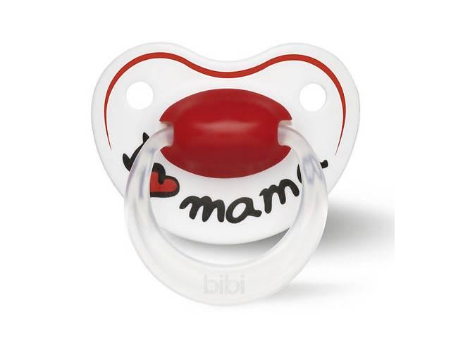 бу Премиум пустышка Bibi Papa/Mama от рождения, подарок новорожденному в Борисполе