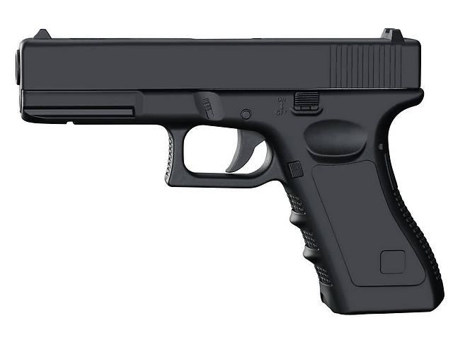 продам Пистолет метал-пластик J21 с пульками, в коробке 25,5*17,5*4,8 см бу в Чернигове