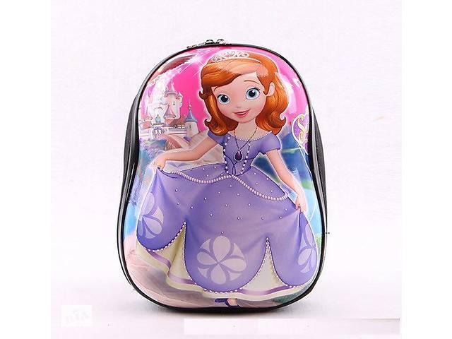 бу Твердые детские рюкзаки с принтами 3D Принцесса София в Хмельницком