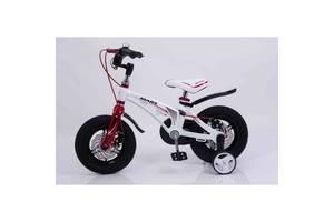 """Велосипед двухколесный Sigma MARS 12"""" белый"""
