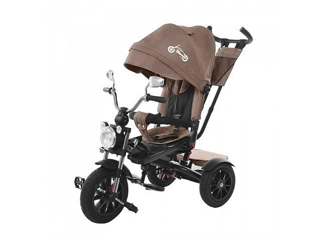 купить бу Велосипед трехколесный TILLY TORNADO Т-383 Коричневый в Одессе