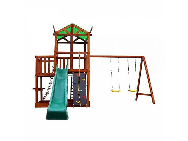 Игровой комплекс для улицы SportBaby Babyland-5