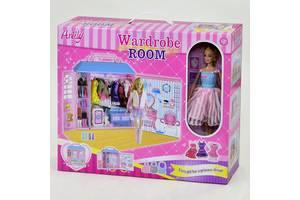 """Игровой набор 99049 """"Гардероб"""" с куклой"""