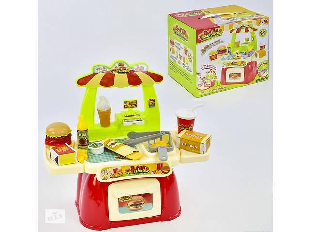 продам Игровой набор Acor Магазин фастфуд Разноцветный (1301-04) бу в Киеве