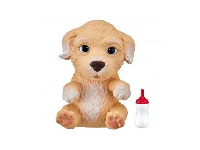 продам Интерактивная игрушка Moose Soft Hearts Новорожденный щенок Poodles (28915) бу в Києві