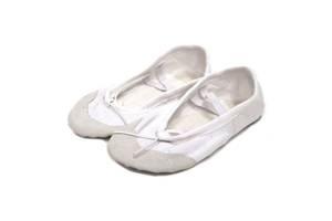 Балетки  текстильные Arrix 33(р) Белый 100